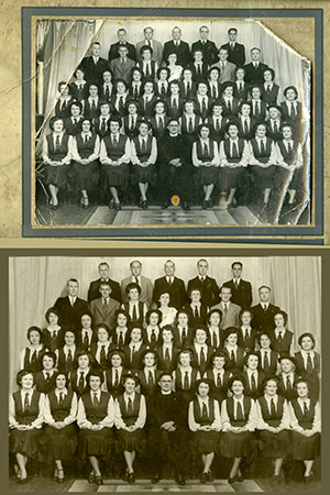 Photo Restoration Townsville