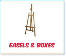 Easels & Boxes